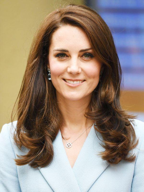 The Duchess Of Cambridge Has Cut Her Famous Hair Shorter Km