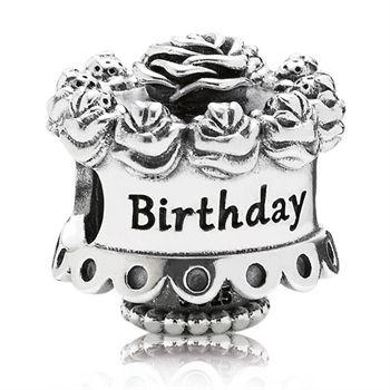 Remarkable Pandora Happy Birthday Charm Von Maur Birthday Charm Pandora Birthday Cards Printable Opercafe Filternl