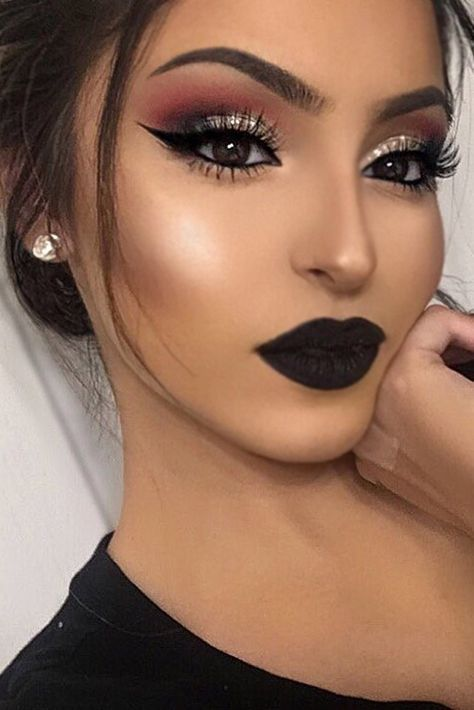 Prom Makeup Looks That Will Make You The Belle Of The Ball See More Http Glaminati Com Prom Makeup Looks Prom Makeup Looks Makeup Looks Trendy Makeup