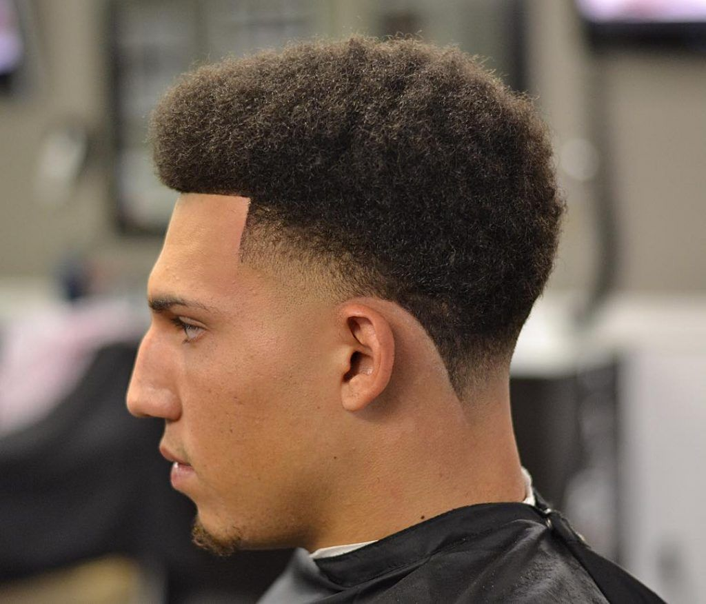 Drewdabarber Taper Fade Haircut For Black Men