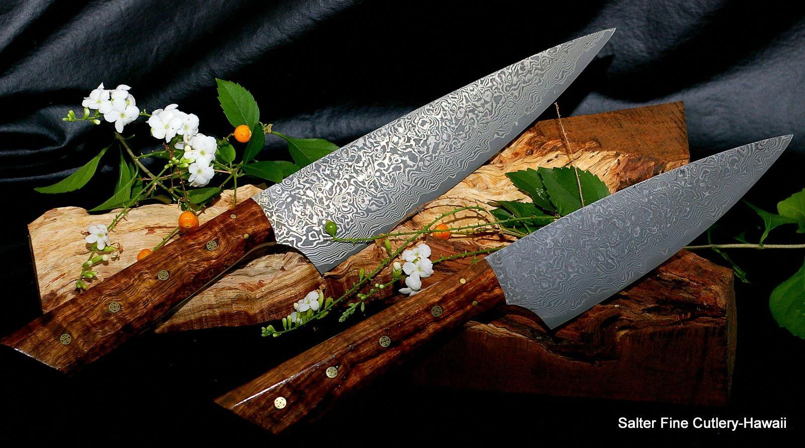 2 piece handcrafted chef knife set japanese handforged stainless rh pinterest com