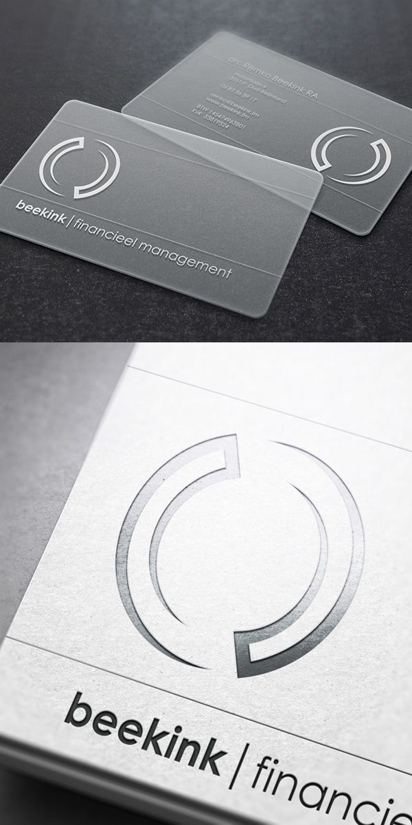 Letterpress Business Cards Design for Inspiration | Pinterest ...