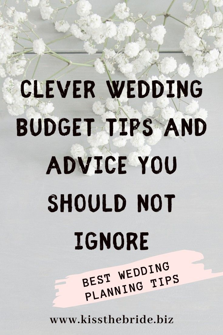 FREE wedding budget checklist and guide ~ KISS THE BRIDE MAGAZINE