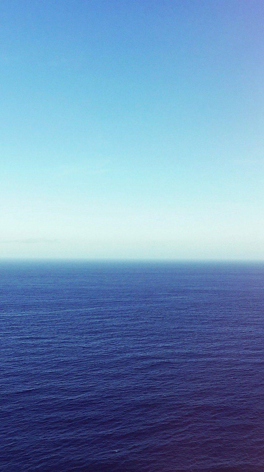 静かな海 凪 Iphone6 壁紙 海 壁紙
