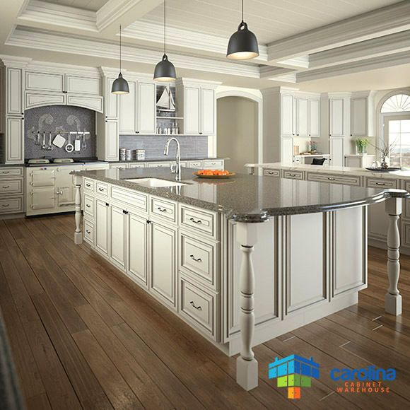 antique white kitchen cabinets rta cabinets 10x10 wood cabinets rh pinterest com