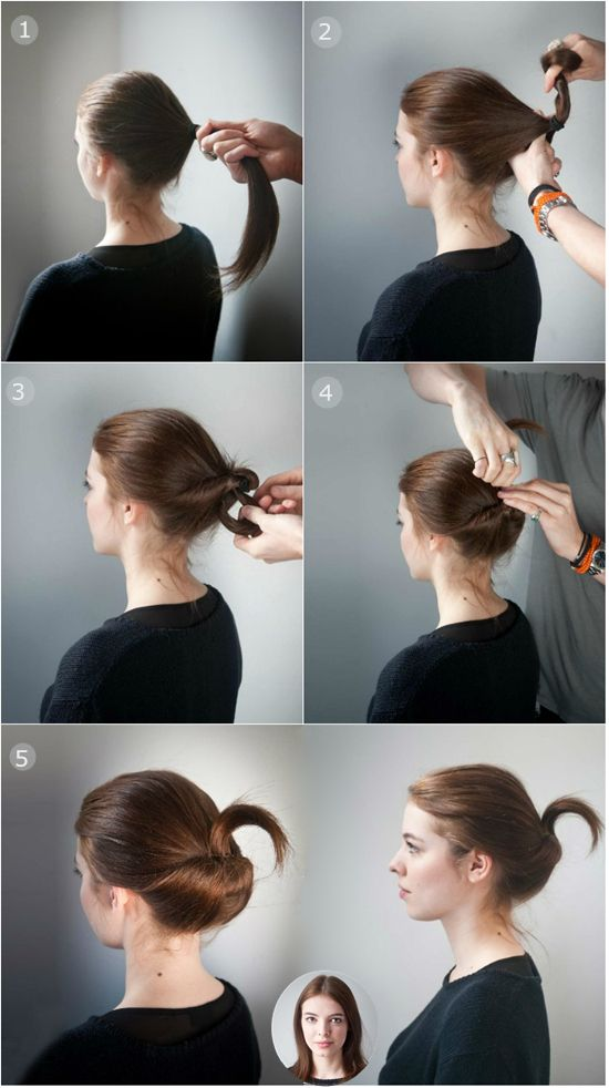 5 Easy Hairstyle Tutorials With Simplicity Hair Extensions Easy