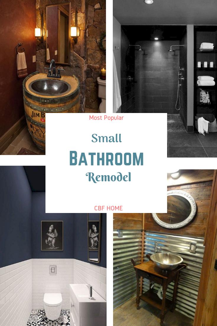 30 most popular small bathroom remodel on a budget home design rh pinterest com