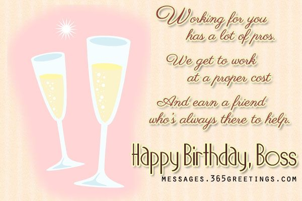 Birthday Wishes For Boss – Funny Birthday Cards for Your Boss