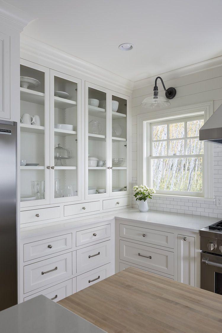 pin by sarah komppa on 920 detroit kitchen wall cabinets glass rh pinterest com