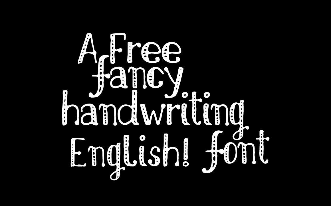 Nikolaidis-Handwriting-Font | typography | Handwriting fonts