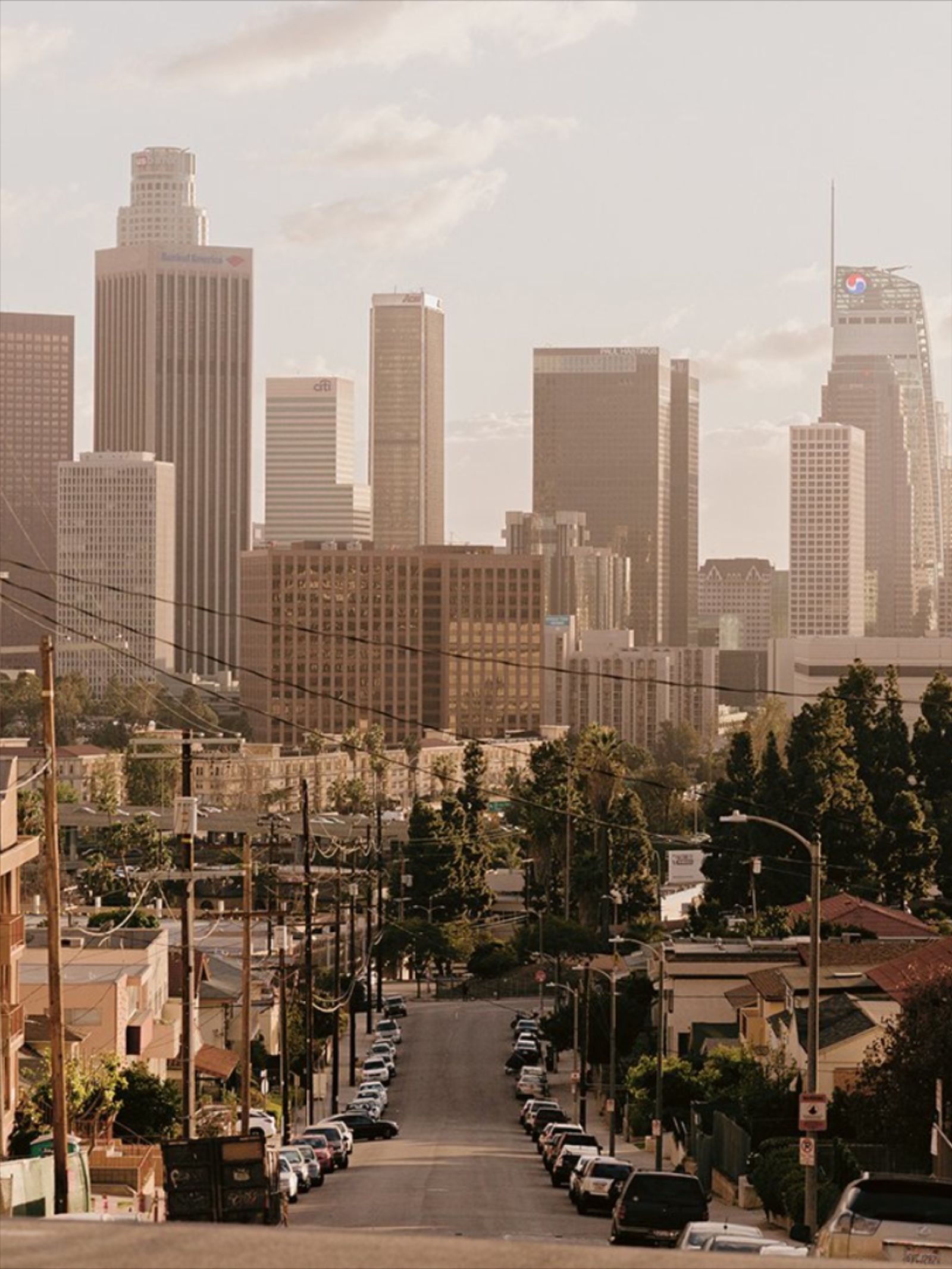 Photo of Los Angeles With Writer Elizabeth Day