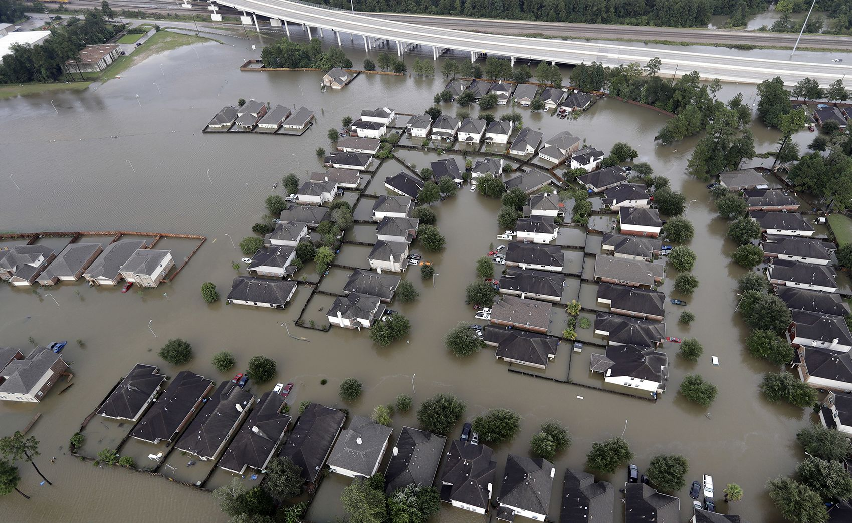 When Hurricane Katrina Hit Reporters Made Serious Mistakes Here S What To Avoid This Time Around Flood Hurricane Floating House
