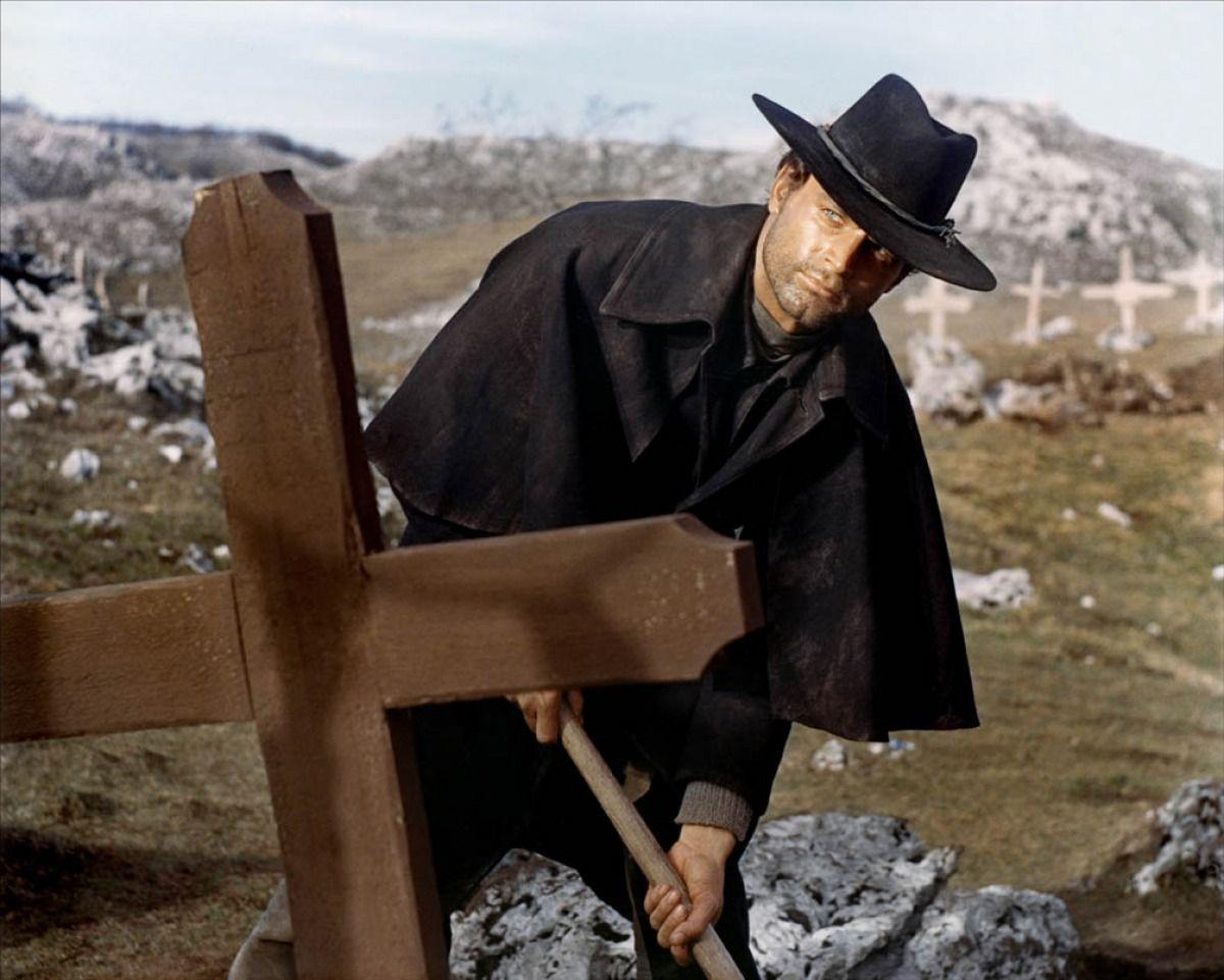 Django Terence Hill Cowboys Cross Movie Stills Wallpaper 494595 Wallbasecc