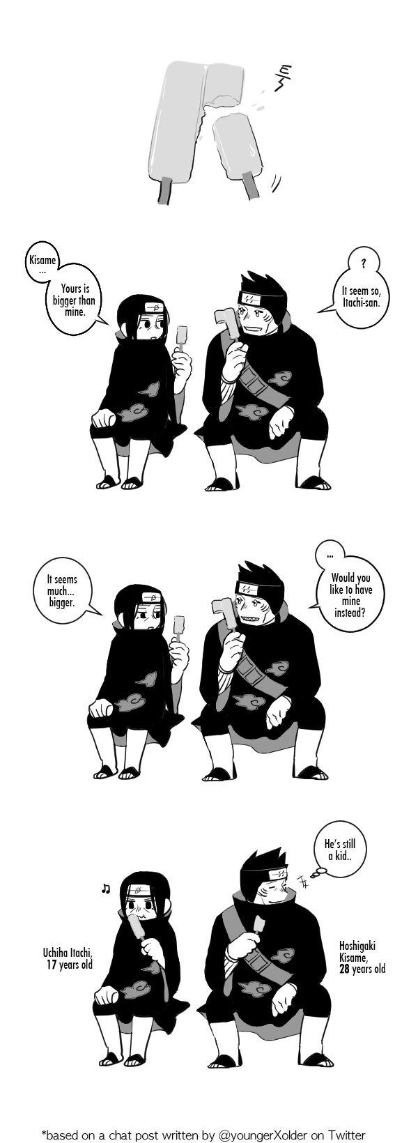 Naruto komiksové porno
