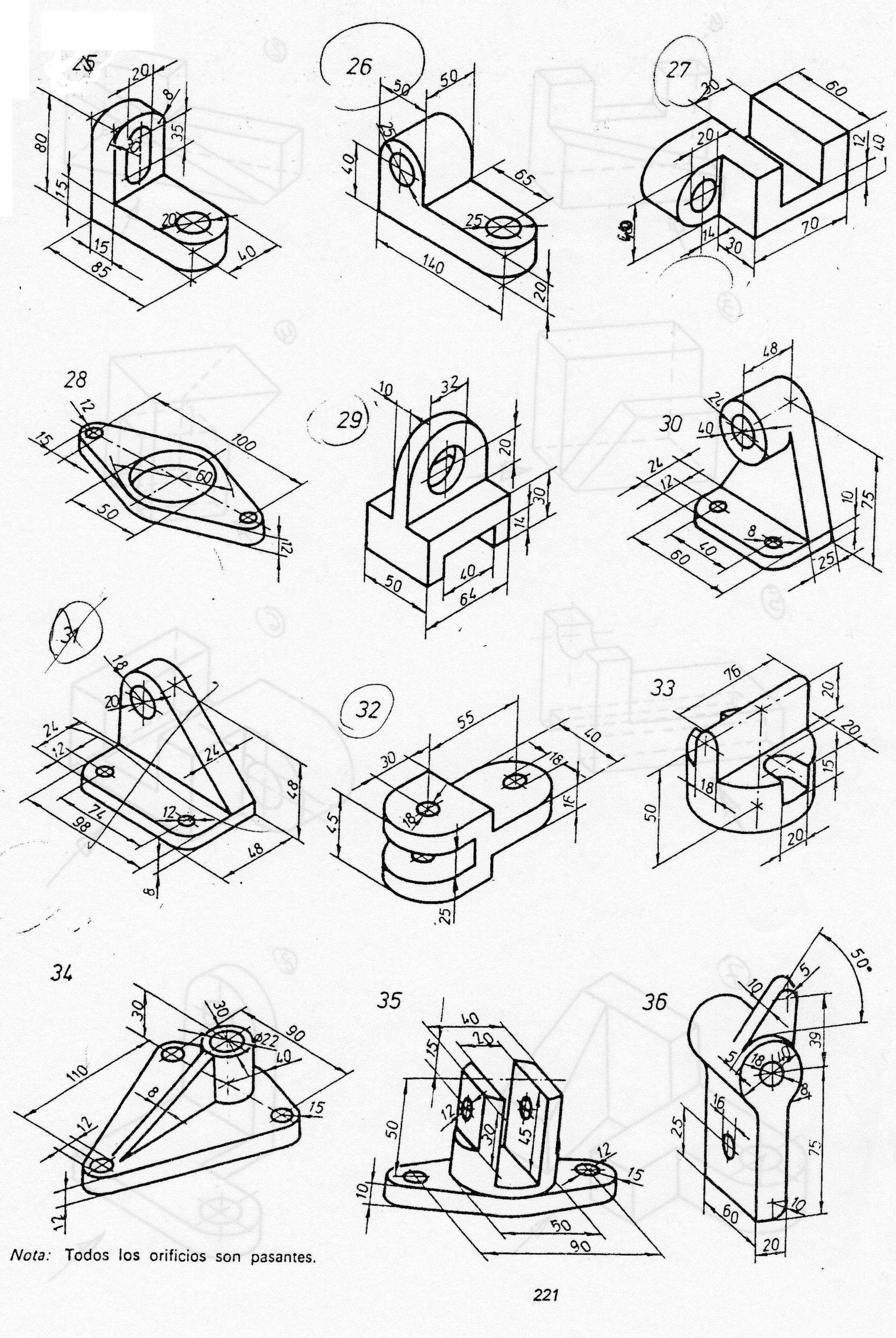 Resultado De Imagen De Dibujo Tecnico Basico Tecnicas De Dibujo Ejercicios De Dibujo Dibujo Tecnico Ejercicios