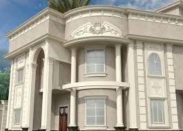10 صور واجهات فلل بروفايل مع حجر House Styles Architecture Sketchbook House