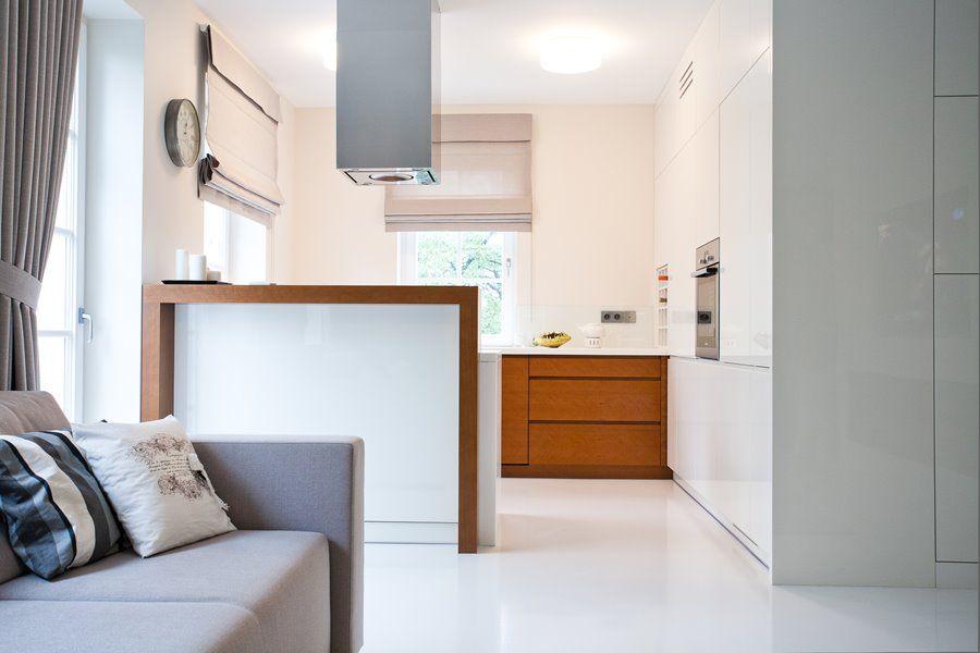 Polotwarta Kuchnia Polaczona Z Salonem 2 Home Home Decor House Design