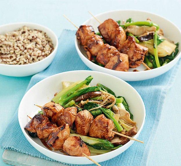 Pollo hoisin con verduras receta adelgazar y dieta - Comidas sanas y bajas en calorias ...