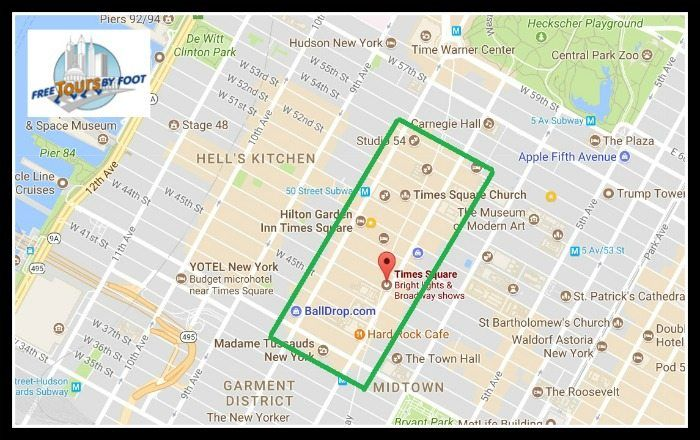 photograph about Nyc Walking Map Printable referred to as Picture outcome for absolutely free printable map of situations sq. Generate