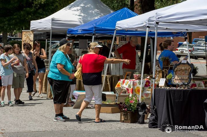 June Kannapolis Arts Festival  Great day in downtown @Kannapolis  (C) 2016 RomanDA Photography