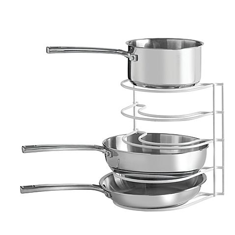 keep pots and pans organized in your kitchen easily thanks to salt rh pinterest com