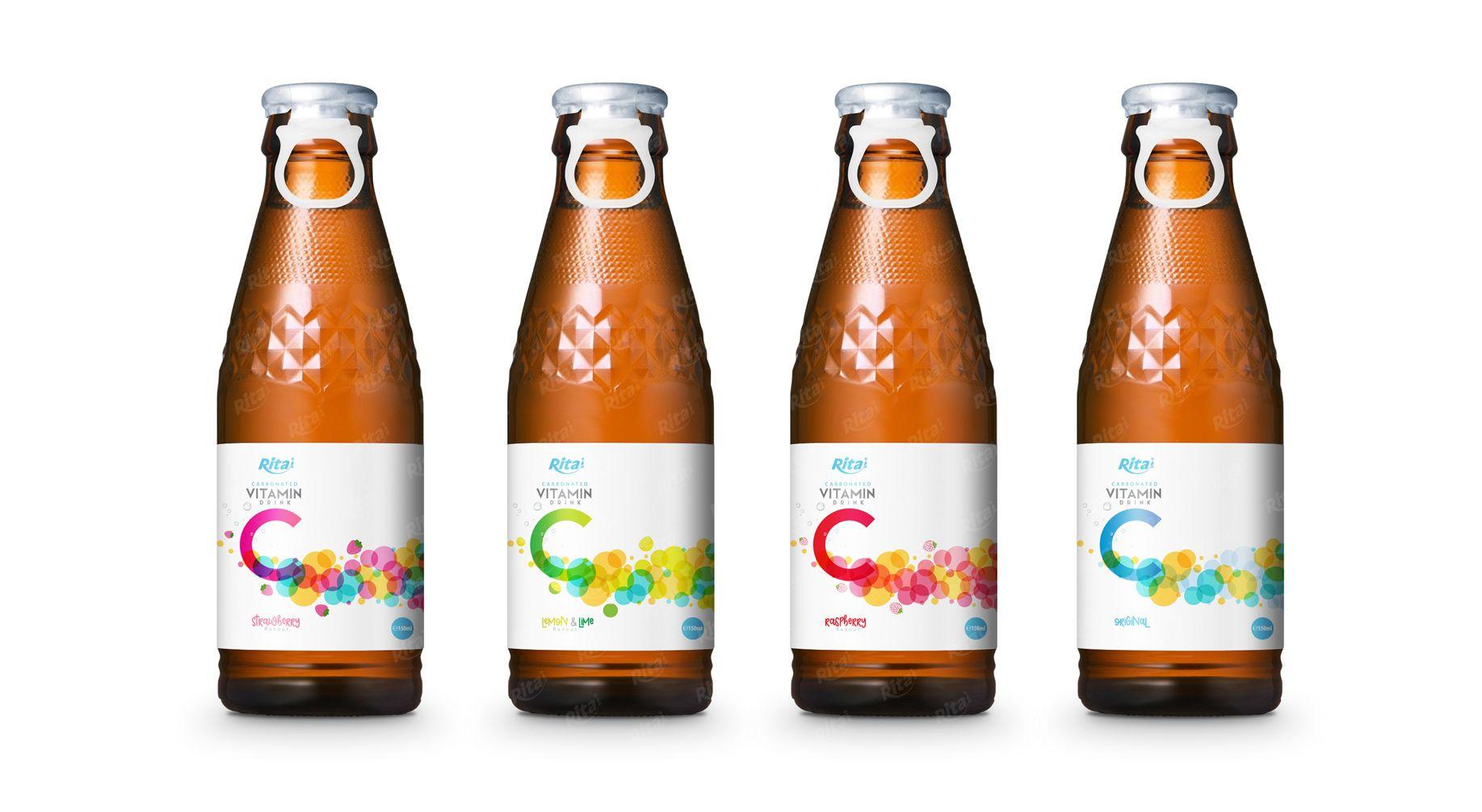 Oem private label service vitamin c with juice flavor