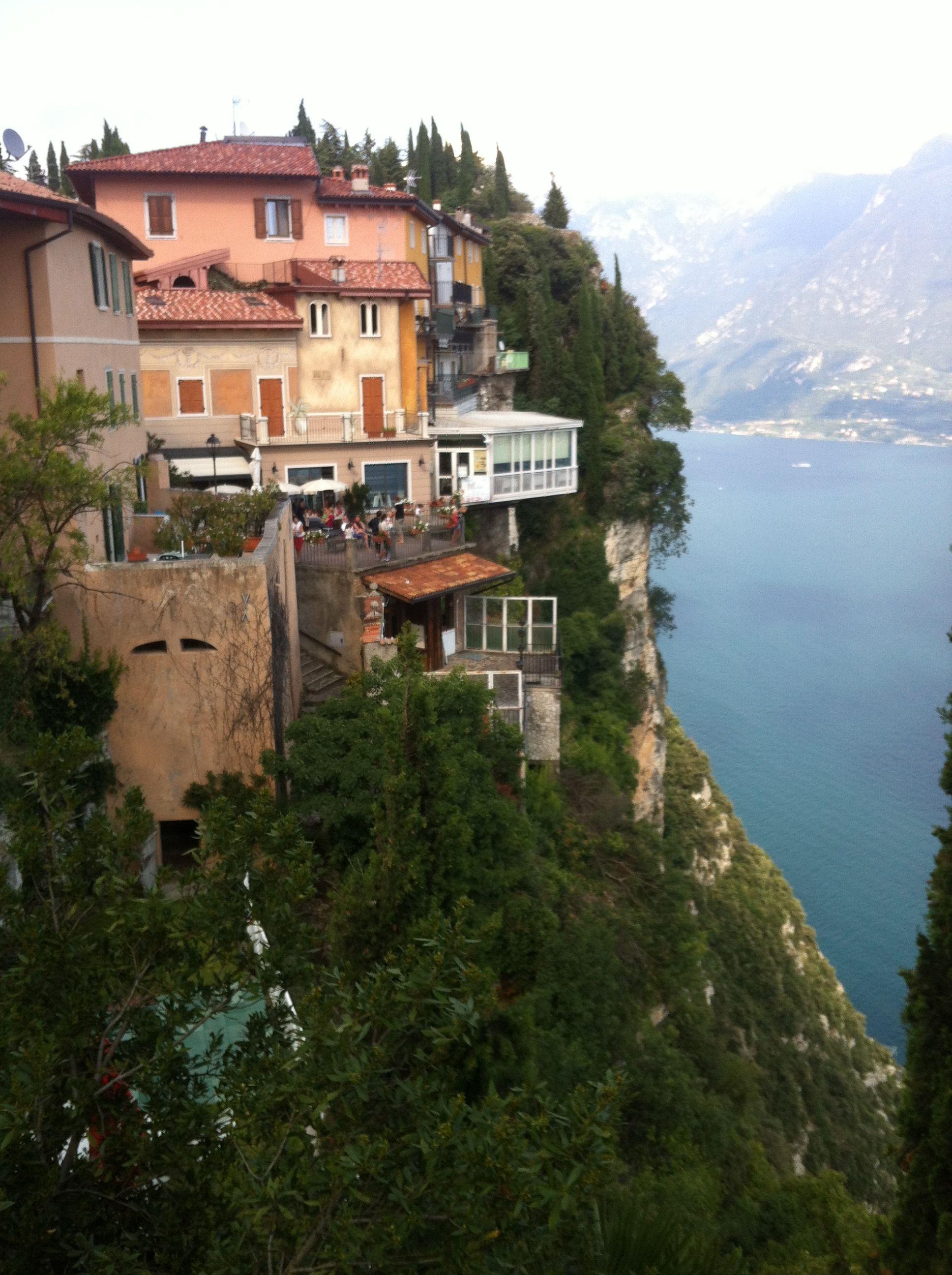 Terrazza del Brivido, Tremosine sul Garda | Brescia Province ...