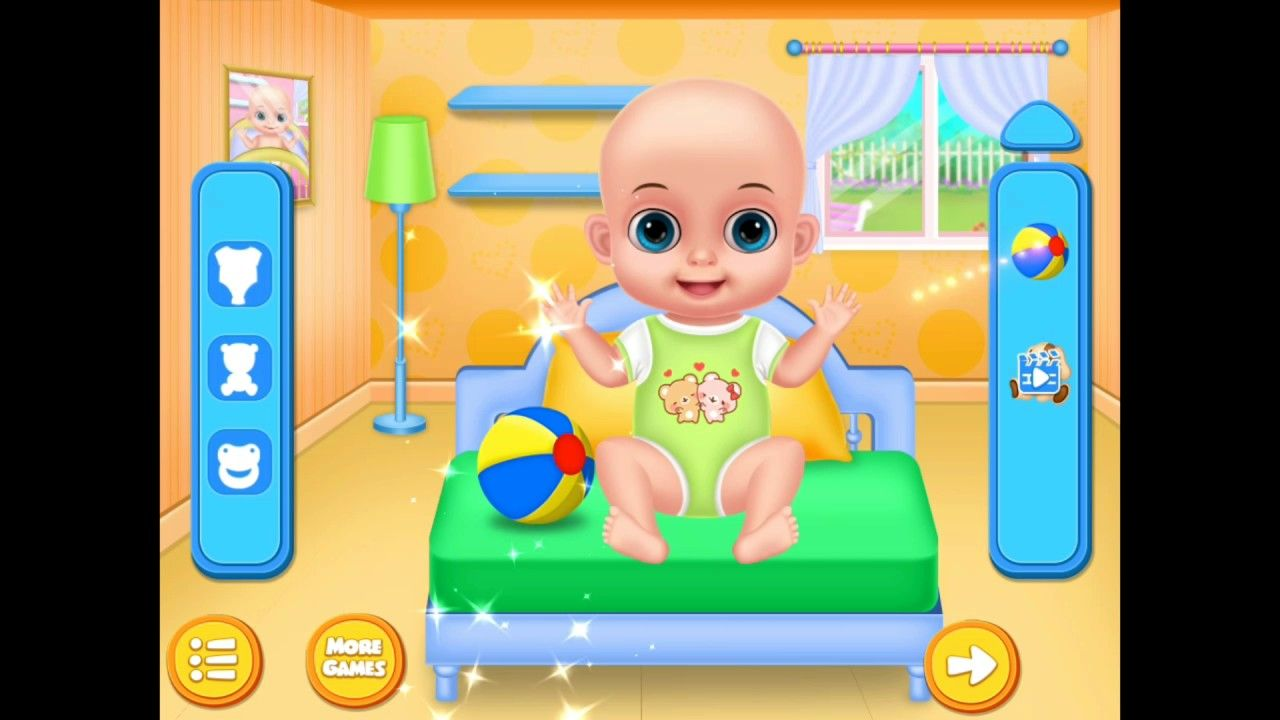 Babysitter Daycare Games Baby games 2017 baby games