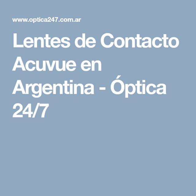 d6ffc9b007e68 Óptica 24 7 es una tienda online donde podrás comprar Lentes de Contacto al  mejor precio. Los mejores lentes de …