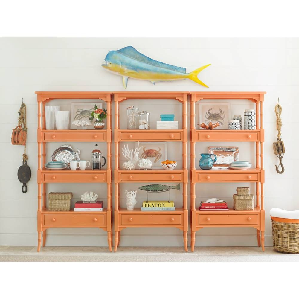 Shelves and drawers by stanley furniture retreat collection with coastal living