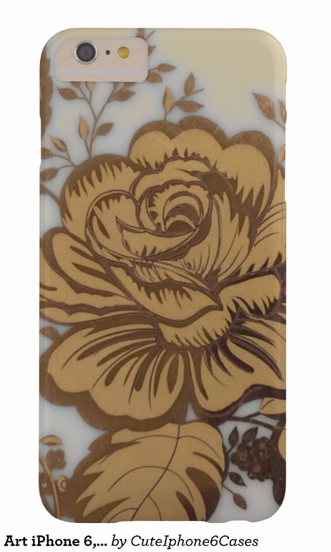 Floral Ceramic Art iPhone 6, 6 Plus Case Cover design ready be purchased or customized. by @CutephoneCases http://www.zazzle.com/cuteiphone6cases* Look at more Floral  iPhone 6 / 6s Plus Case http://www.zazzle.com/cuteiphone6cases/floral?ps=120&dp=252519169581922263&rf=238478323816001889
