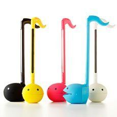 Otamatone from Maywa Denki- these things are wierd, but awesome!!!