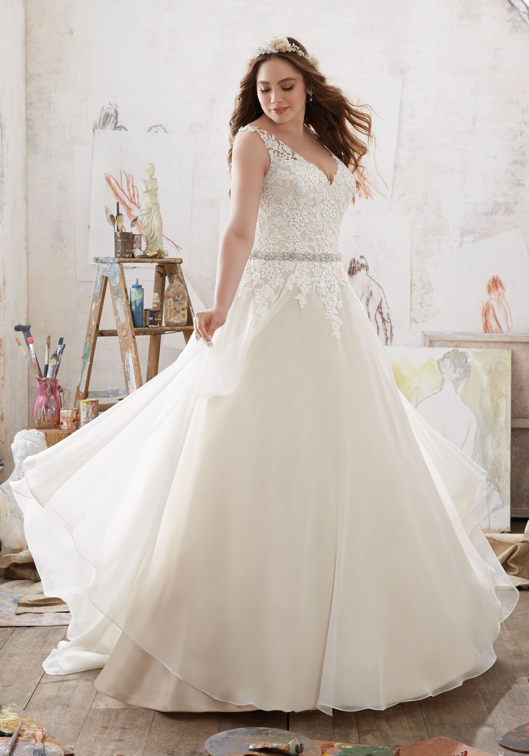 Friday, October 27, 2017 Julietta by Mori Lee style