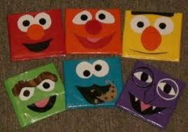 I want the Cookie Monster!!!