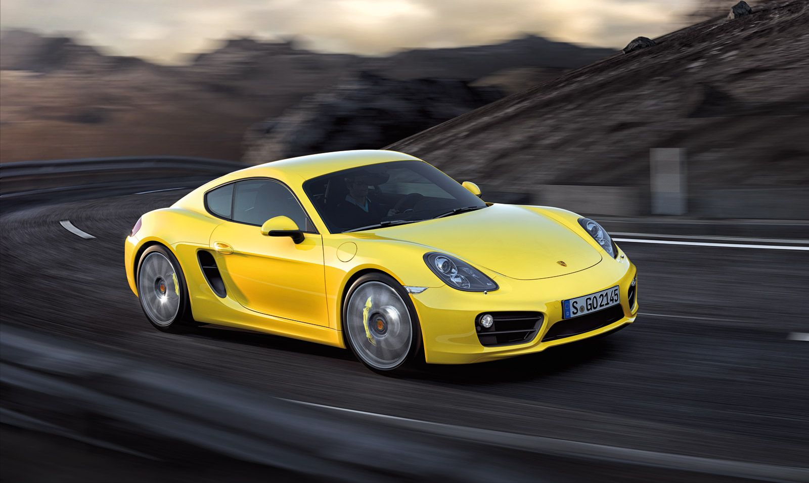 The 2014 Porsche Cayman Is One Of The Top Rated Sports Cars On TCC.