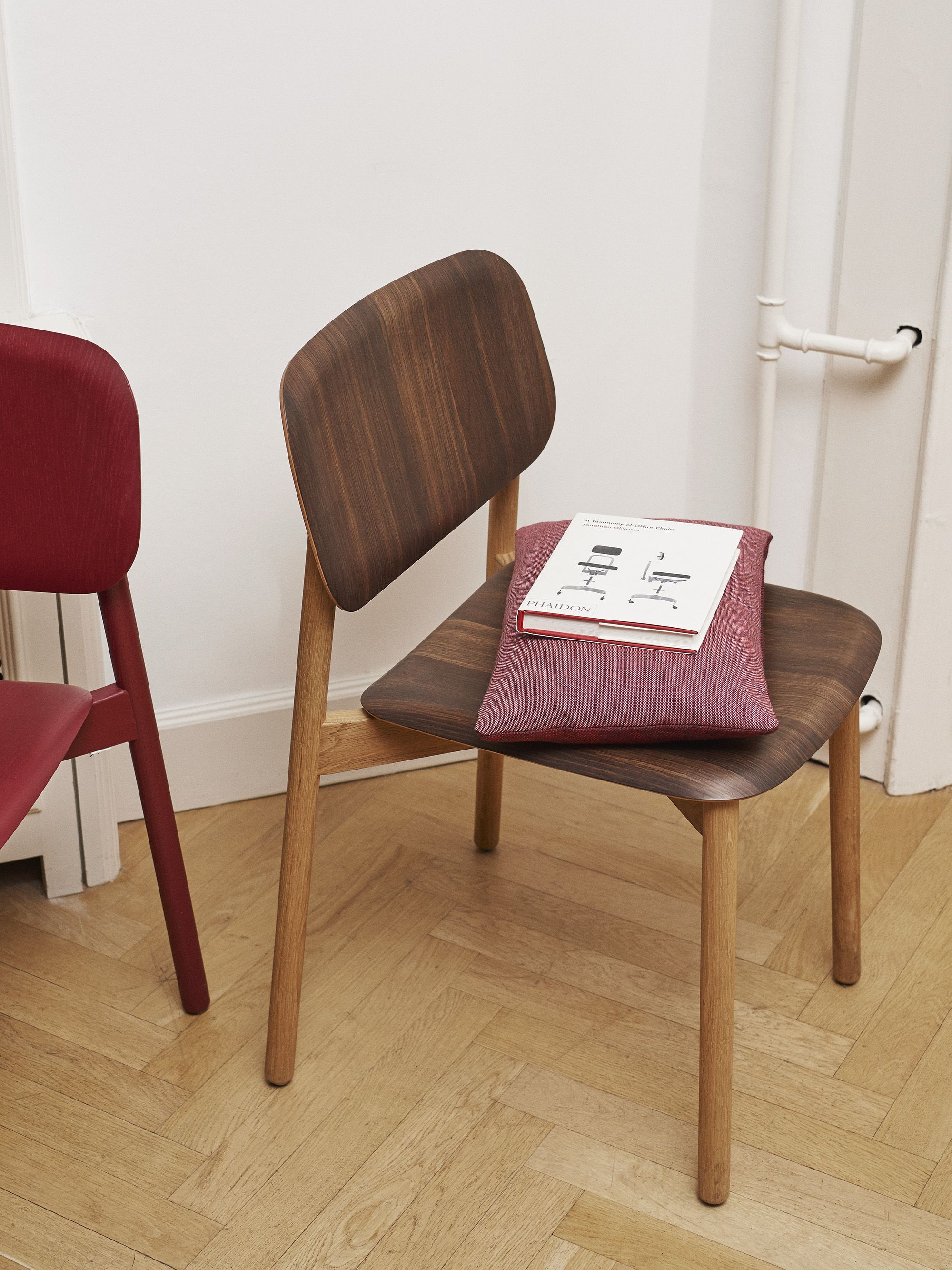 Soft Edge Chair And Eclectic Cushion. Office FurnitureDining ...