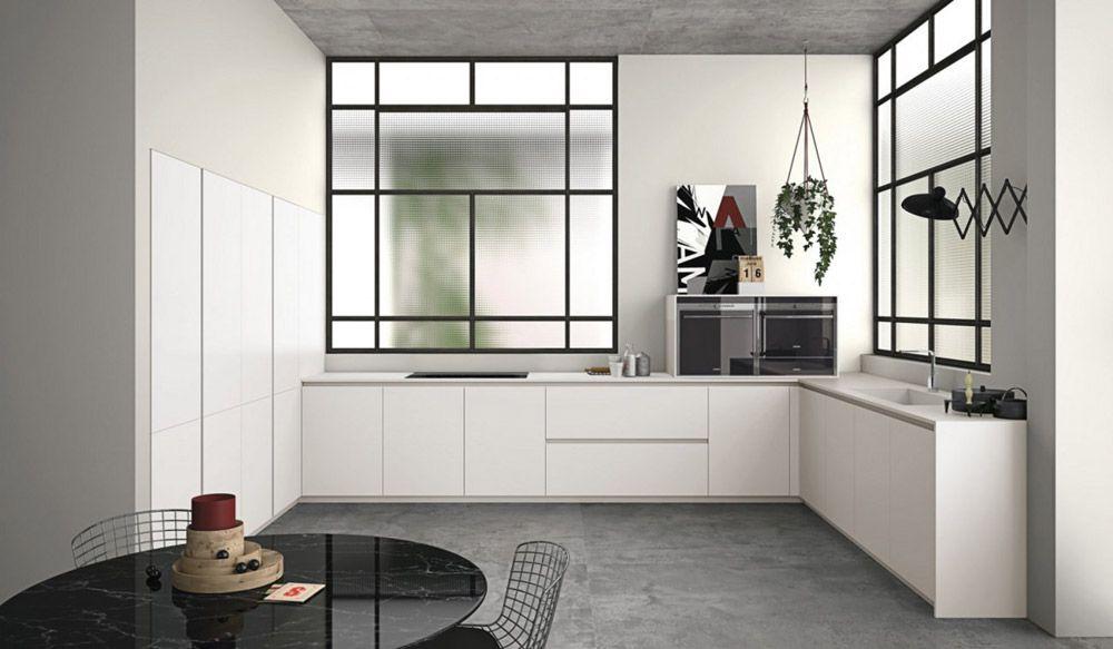 Mobili per cucina: Cucina Aspen [f] da Doimo Cucine ...