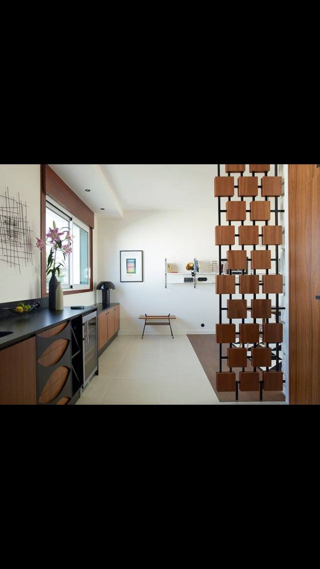 Mid century kitchen More Brooklyn Designer Ashira