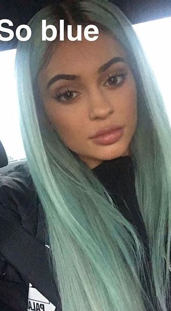 Pin By پيا On Kylie In 2018 Pinterest Jenner Coiffure And Cheveux