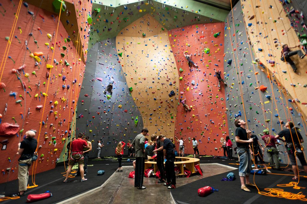 Vertical World Seattle Wa Rock Climbing Gym Rock Climbing Climbing Gym