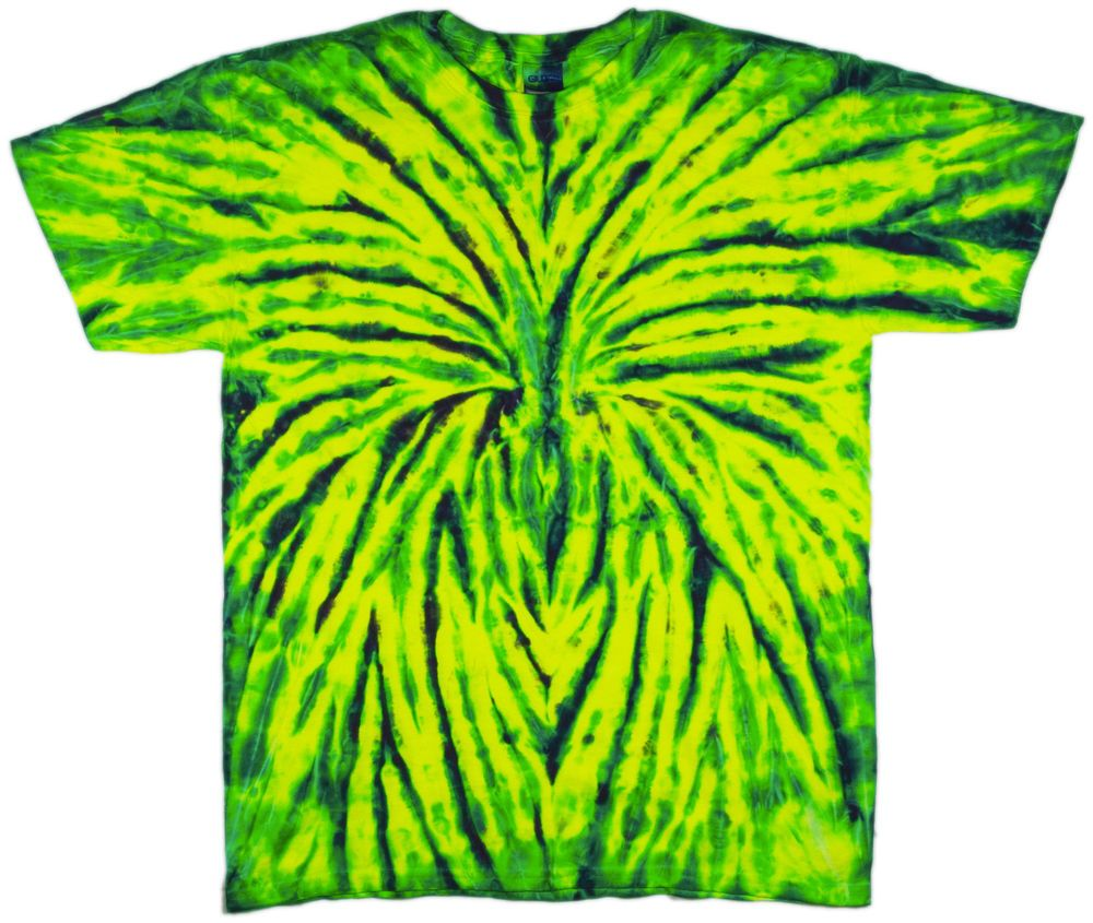 Tie Dye T Shirts New Colors Wild Spider Variation Sz S M L Xl 2xl