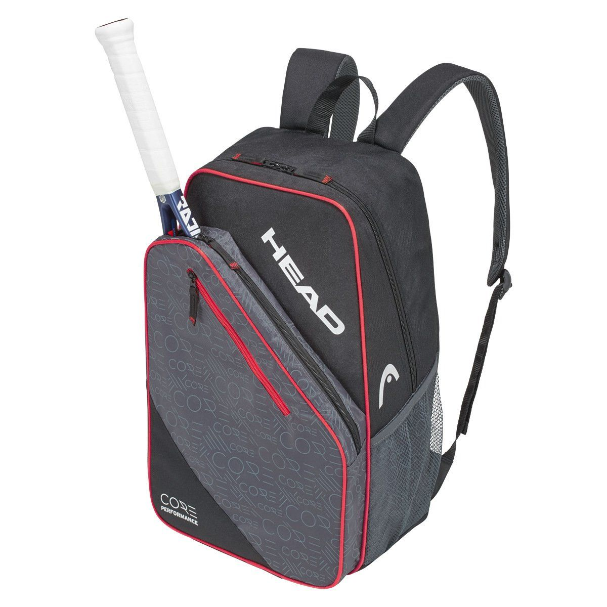 Head Core Tennis Or Squash Backpack See This Great Product This Is An Affiliate Link In 2020 Black Backpack Backpack Reviews Backpacks