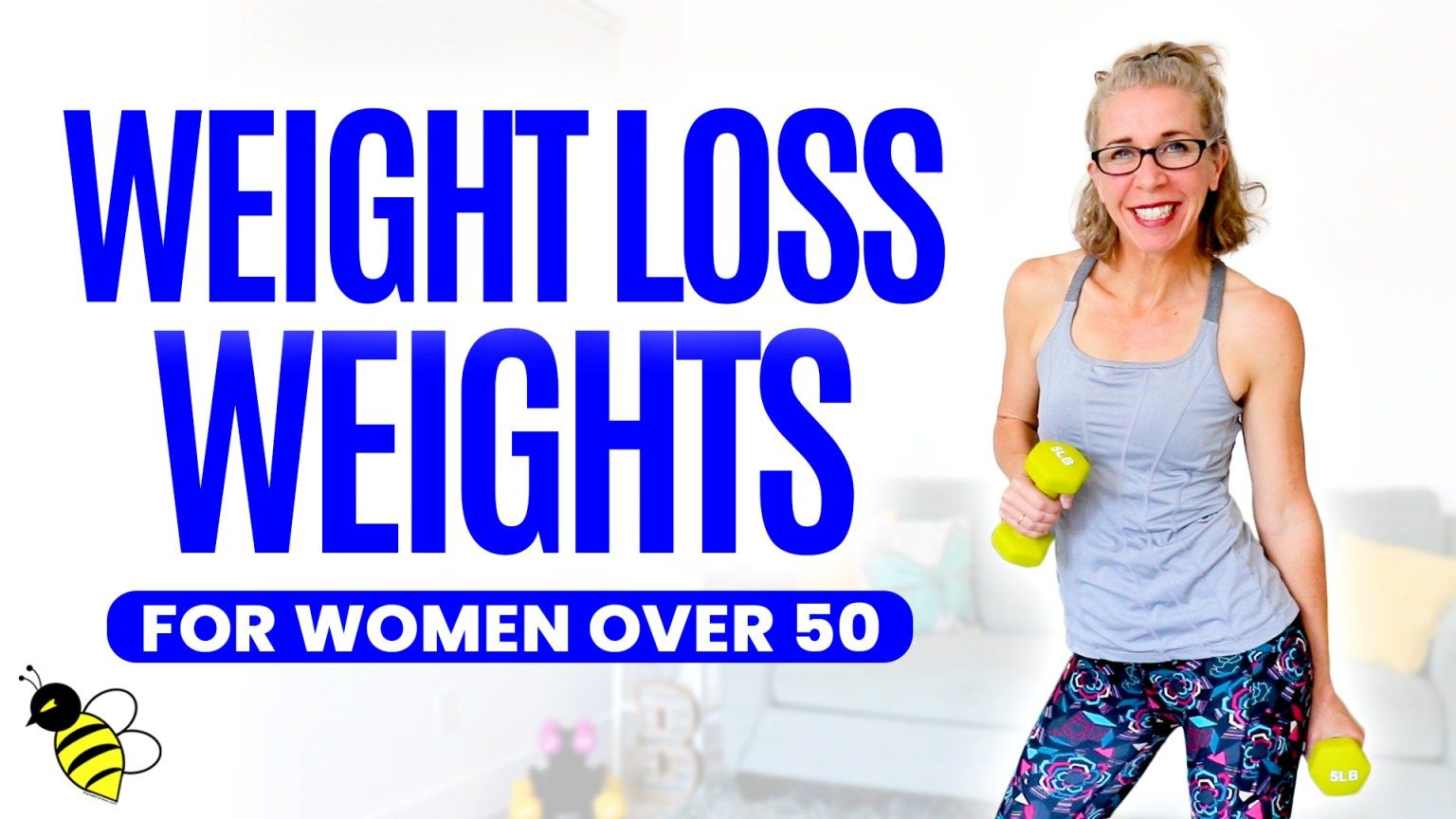 20 Minute WEIGHT LOSS Weights Workout for Women over 50 ⚡️ Pahla B Fitness • Pahla B Fitness