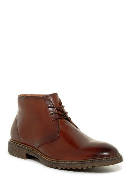Image of Steve Madden Sultonn Lace-Up Boot