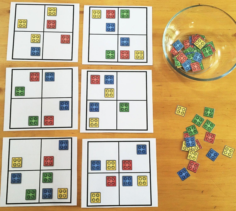 Lego sudoku pro maroda - Z Jiného světaZ Jiného světa   LEGO