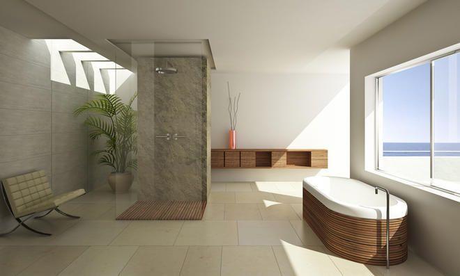Bad ohne Fliesen Fliesen wohnzimmer, Badezimmer fliesen