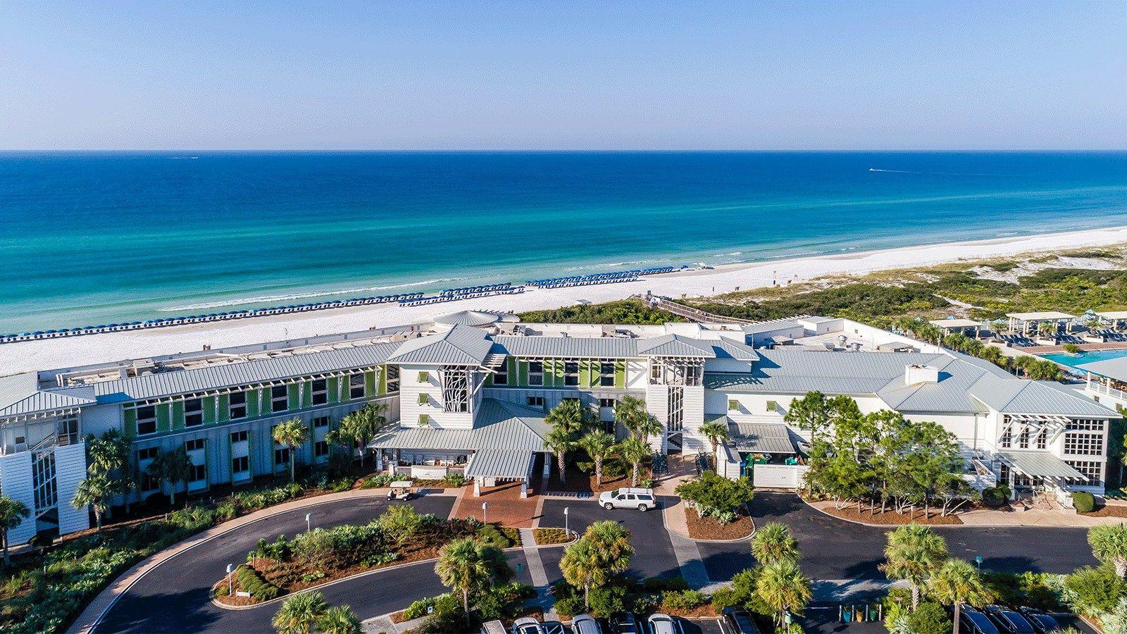 Florida Gulf Coast Resorts Watercolor Inn Resort 30a In 2020 Watercolor Inn And Resort Florida Panhandle Vacation Florida Resorts