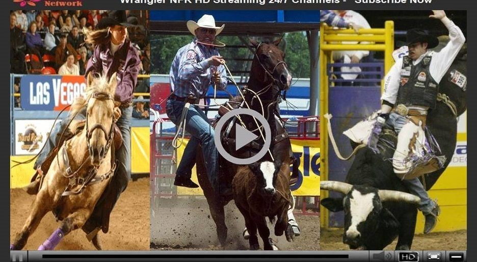 National Finals Rodeo Watch NFR Live on CBS Sports Network
