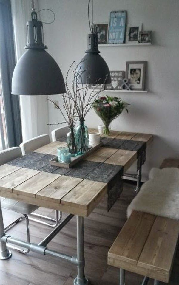 Discover ideas about Pallet Dinning Table Pin