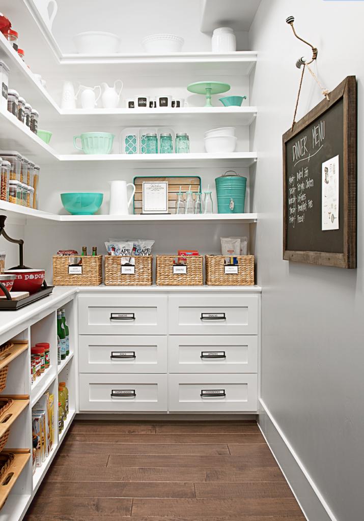 the 15 most inspiring pantry designs on pinterest pantry rh pinterest com